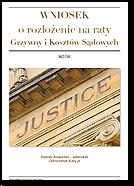 Wniosek o rozłożenie na raty grzywny i kosztów sądowych